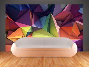 504-Fototapete-Wall-Art-Tapete-Aufkleber-Wand-Dekoration-Abstrakt-drucken