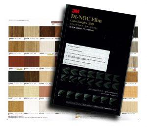 3M-Di-Noc- Musterbuch-A4-Architectural-Designfolien