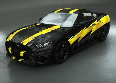 Autodesign-black-yellow-kleben