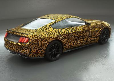 Autofolierung-ornamente-gold