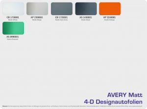 Avery-Design-Autofolien-Supreme Wrapping-Film-Matt
