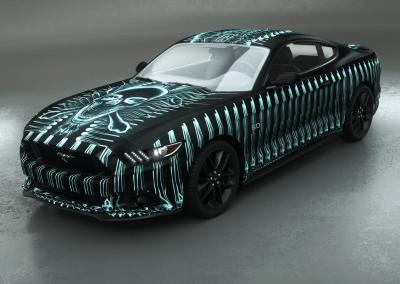 Car-Wrapping-Autofolien-Druck-Roentgen-Knochen-Kaefig