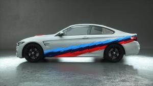 Carwrapping-m-power-weiss