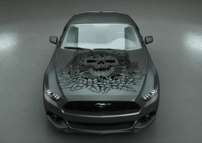 Cobra-Art-Design-darkness soul graphite