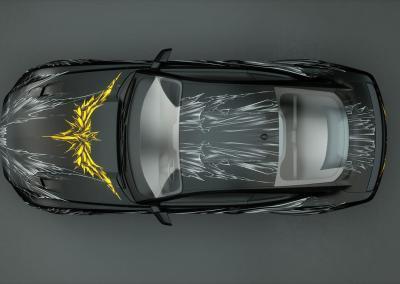 Fahrzeugvollfolierung-batmobile
