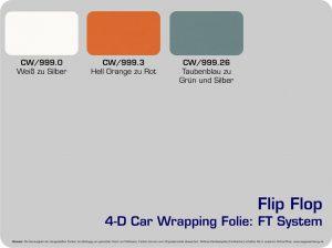 Flip Flop Folie