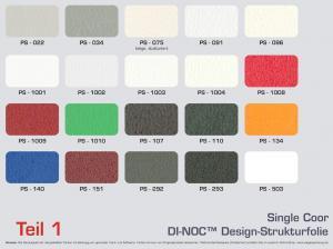 Farbpalette 3M-Di-Noc Single Color-1