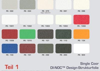 Farbpalette 3M-Di-Noc Single Color-1