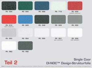 Farbpalette 3M-Di-Noc Single Color-2