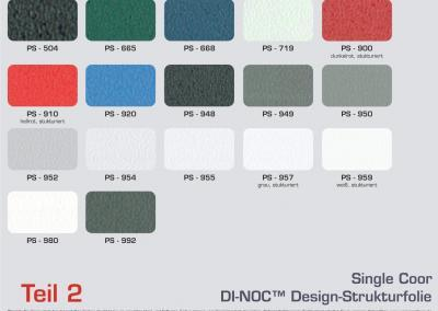 Farbpalette 3M-Di-Noc Single Color-2