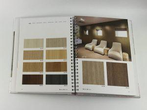 Musterbuch-Cover-X-Film-Designfolie-Moebelfolie-Klebefolie-Wood-Film