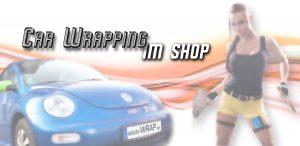 Wegas Carwrapping Autofolien im Shop