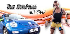 Wegas Carwrapping alle Autofolien im Shop