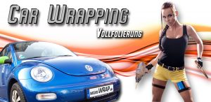 Wegas Wrapping Autofolien Vollfolierung