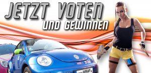 Wegas Wrapping Autofolien Voting Gewinnen