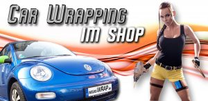Wegas Wrapping Autofolien im Shop