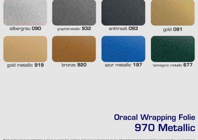 Farbkarten Folie-970-Metallic