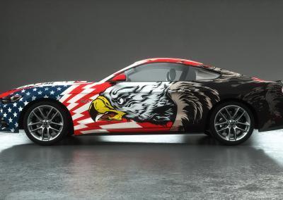 auto design ferrari american design