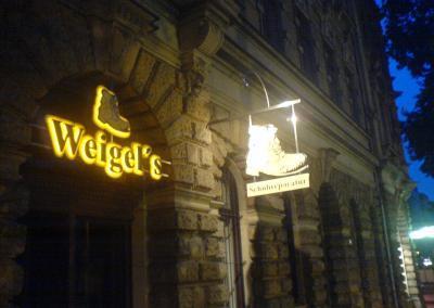 002-Werbeagentur Dresden Werbetechnik Werbebau Leuchtbuchstaben
