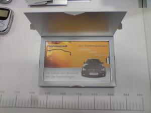 223-Autohaus-Kartonage Werbemittel