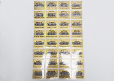 232-Aufkleber-Etikett-Hueftgold