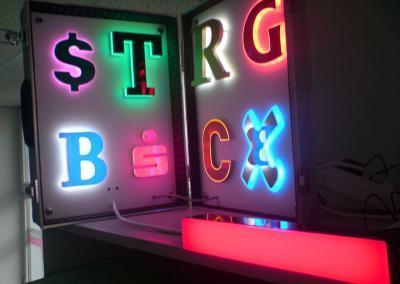 419-Leucht LED Buchstaben