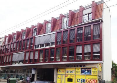 468_Sonnenschutzfolie Bürogebäude Dresden