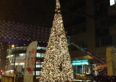 500_Weihnachtsbaum Montage
