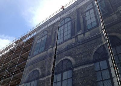 Fassadengestaltung – Dresdner Zwinger