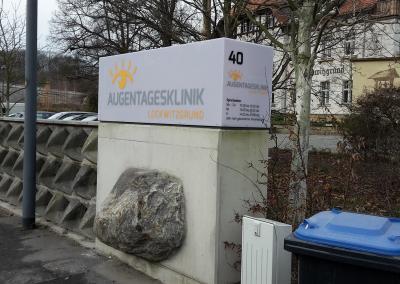 529_LED Leuchtkastenhaube Dresden Lockwitz