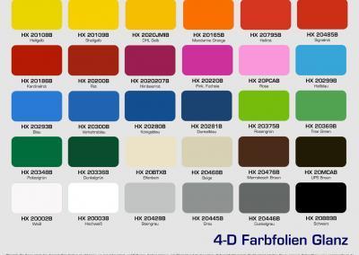 HX-Farbfolie-Glanz-Autofolie