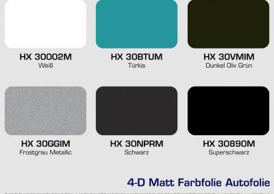 HX-Matt-Farben-Autofolien
