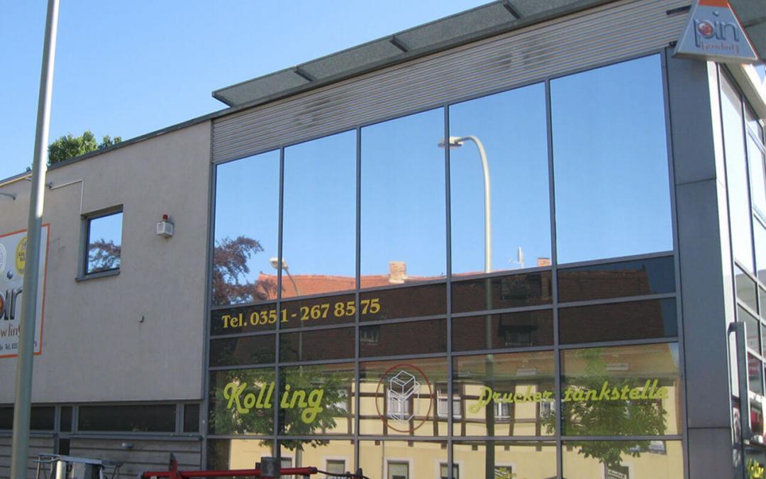 Sonnenschutz Sonnenschutzfolien Tönungsfolien Sichtschutz Dresden Sachsen