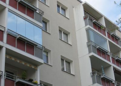 S0116_Sonnenschutz Balkon Neubau Dresden