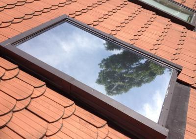 Sonnenschutz-Dachfenster