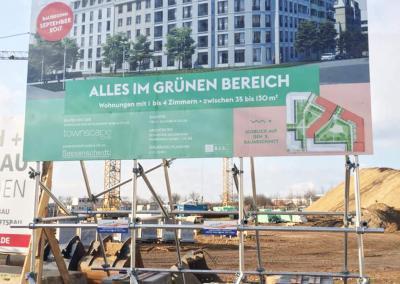 547-Bauschild-Alurohr-Mika-Dresden