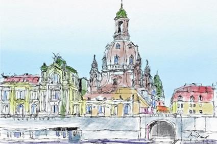 Bruehlsche-Terrasse-Frauenkirche-Dresden-B04