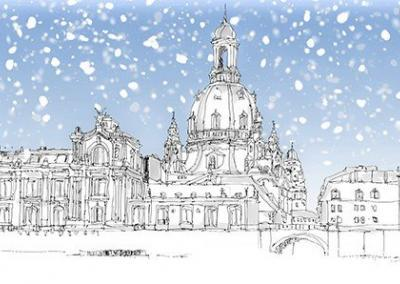 Frauenkirche-Dresden-Winter-WA084
