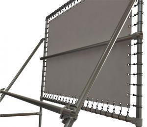 Banner-System-Grossformatdruck-Montage-2