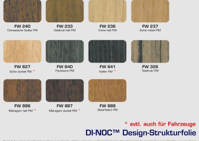 Di_Noc-Muster Möbelfolien, Designfolie, Küchenfolien, Holzfolie  3M Di Noc Fine Wood - 1
