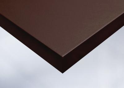 N2-Moebelfolie-Dekorfolie-Unifarbe-color-matt-Samt-Brown-velvet-grain-Tapete-kleben