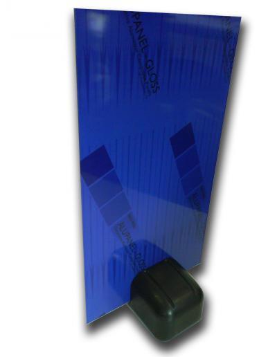 Standfuss-PVC-mit-Schild
