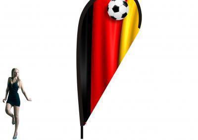 WM5400_Strandflagge-Tropfen-XL_Fahne-Deutschland-Fussball-EM