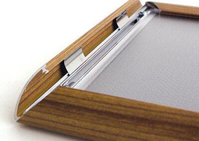 216-Klapprahmen-25mm-Wood-Snap-Frame-Bilderrahmen-Holrahmen