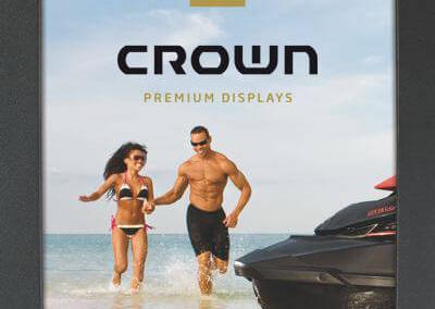 222-CrownSnapFrame-A2-Klapprahmen-Snap-Frame-Bilderrahmen-Wandbild-Koenig