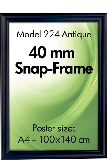 224-antiqueframe-wall-Klapprahmen-Snap-Frame-Bilderrahmen-Antik-Wandbild