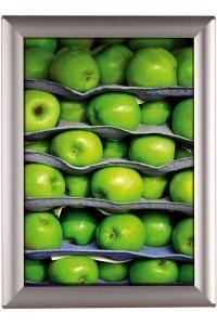 232-OptiFrame-25mm-apple-Klapprahmen