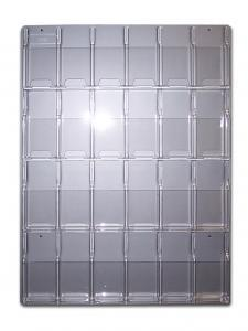 511-Flyerbox-Prospektbox-DIN-lang-C5-Acryl-Halter