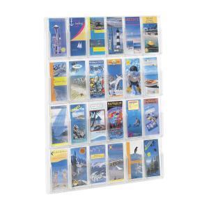Acryl-Flyerbox-Wandhalter-24-Boxen-Prospekthalter-Zeitschriftenhalter (1)