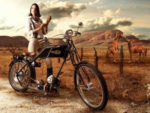 377_3-D-Aufkleber-Motorrad